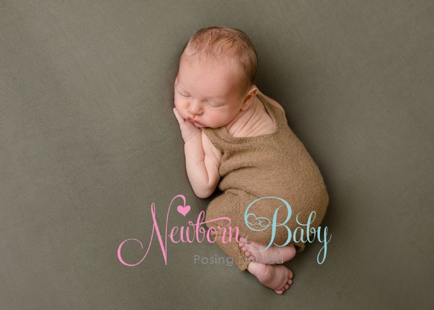 Fine Stretch Backdrops/Beanbag Overlays | Newborn Baby Posing Limited